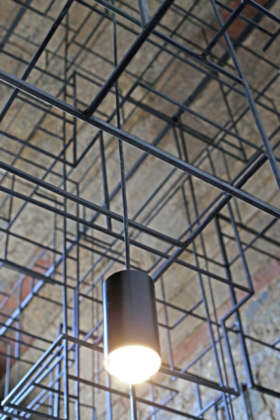 Baba Budan installation photography