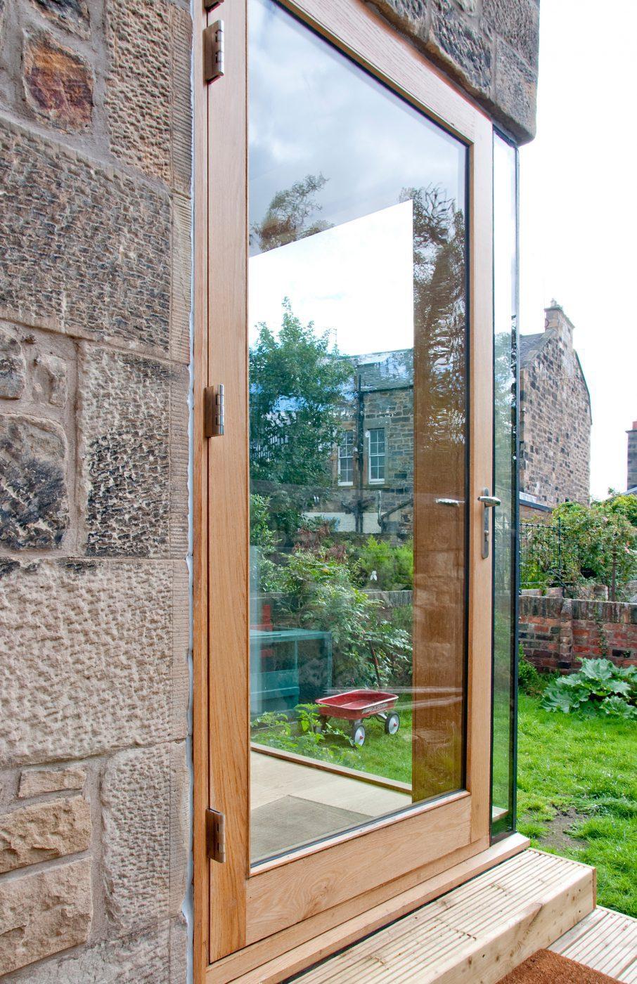 Bath Street Window photography