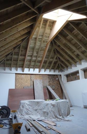 Open roof