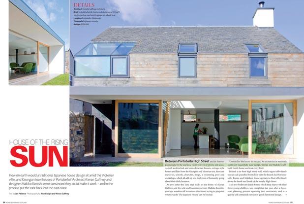 homes interiors scotland magazine