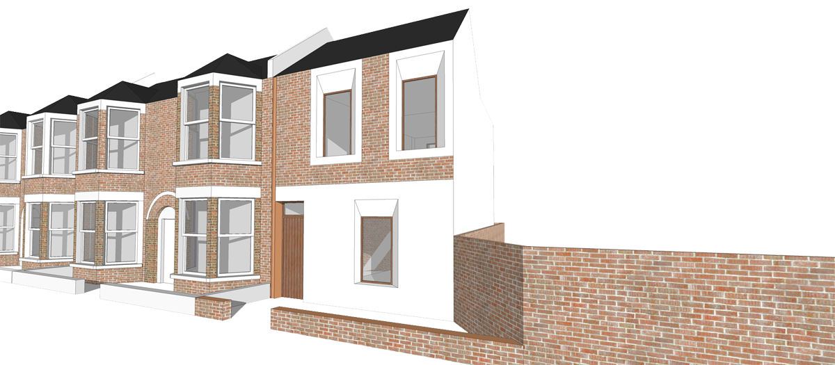 new house front 2?x41932 konishi gaffney news 2015,Planning Permission For New House