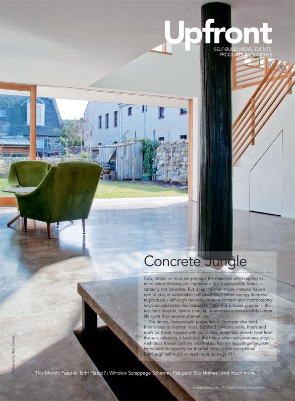 Homebuilding and Renovating Magazine