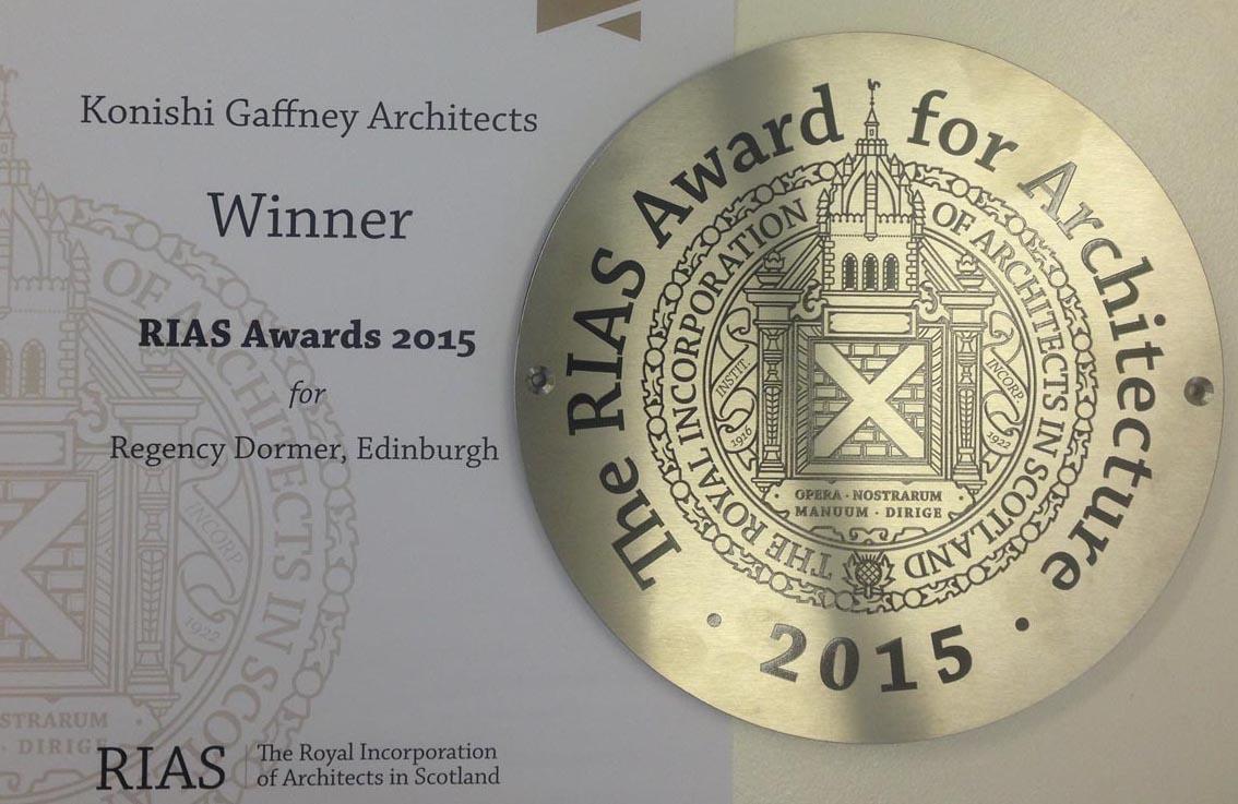 RIAS award