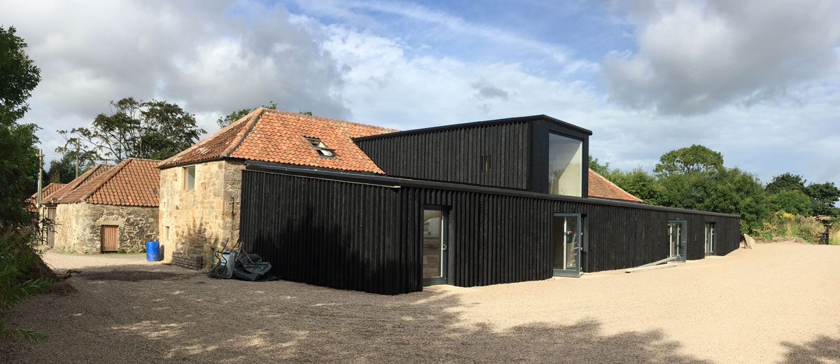 Comielaw Steading conversion