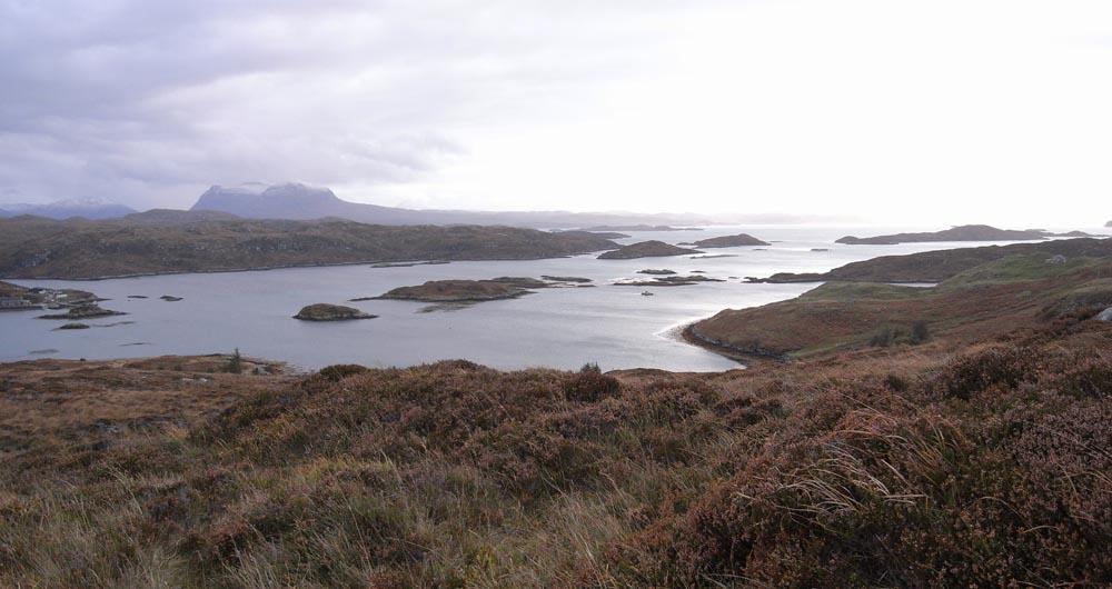 Sutherland view