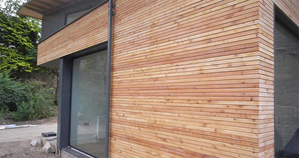ScotLarch cladding